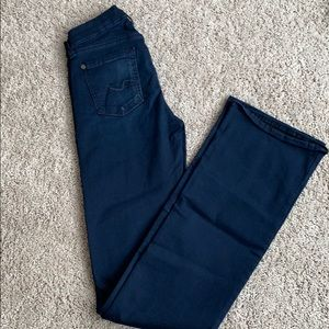 NWOT 7 for all mankind jeans